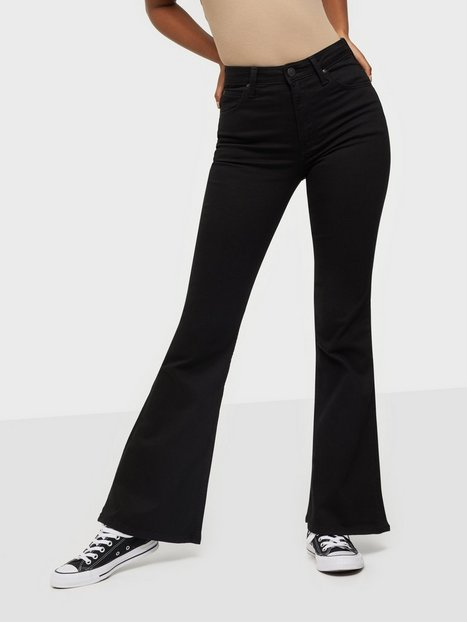 Lee Jeans Breese Black Rinse Bootcut & flare