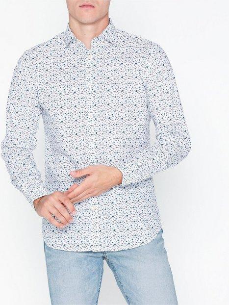 Premium by Jack Jones Jprblackpool Shirt L S AU19 Sts Skjorter Hvid - herre