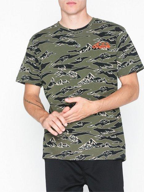Jack Jones Jorhike Tee Ss Crew Neck T shirts undertrøjer Lysebrun - herre