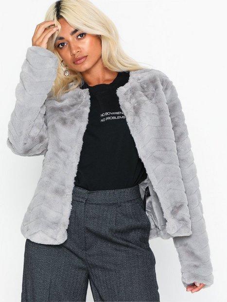 Billede af Only Onllaura Faux Fur Jacket Cc Otw Faux fur