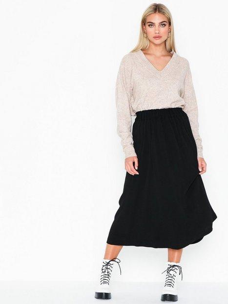 Billede af Selected Femme Slfbisma Mw Midi Skirt B Midi nederdele