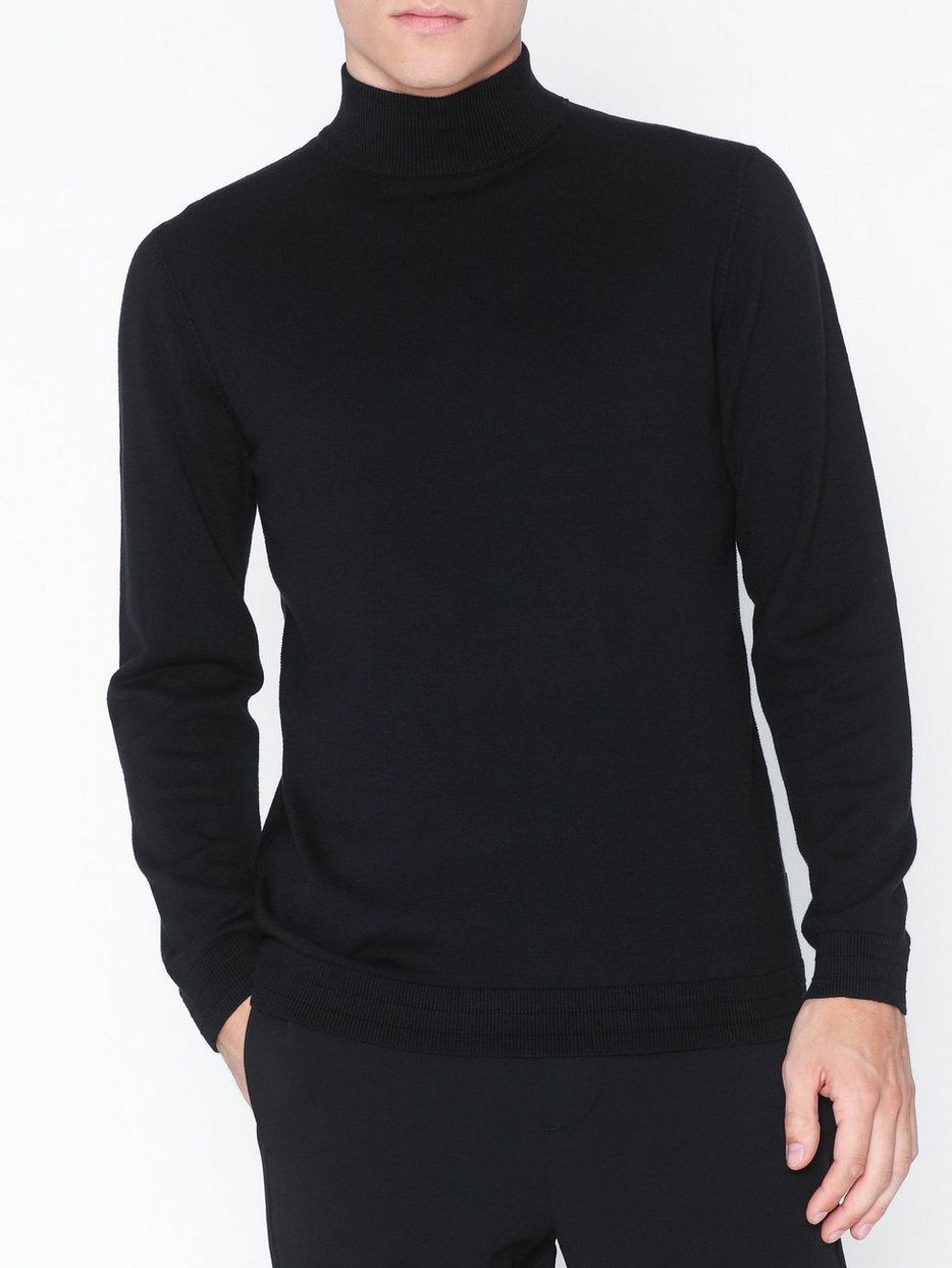 onsALEX 12 DETAIL HIGH NECK KNIT