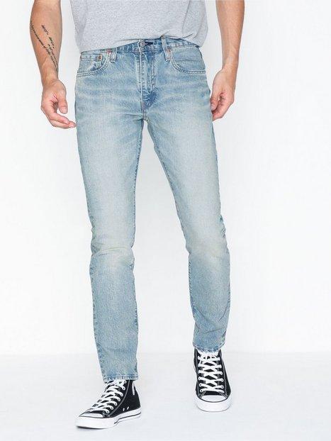 Levis 512 Slim Taper Fit Lemon Subtl Jeans Indigo - herre
