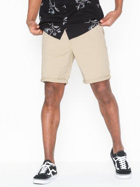 Mouli Borian Shorts Shorts Light Sand - herre