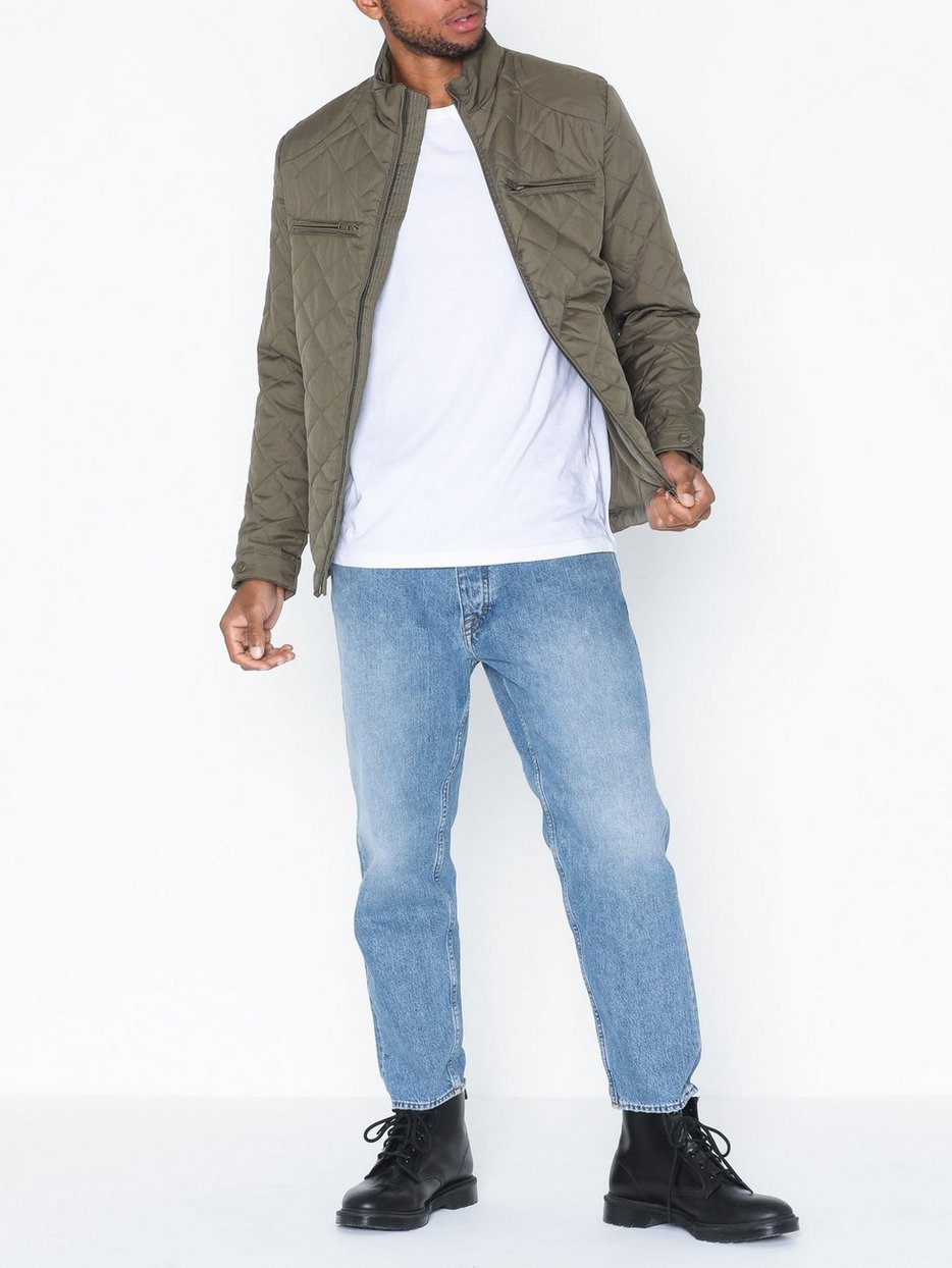 SLHJASON QUILTED JACKET W