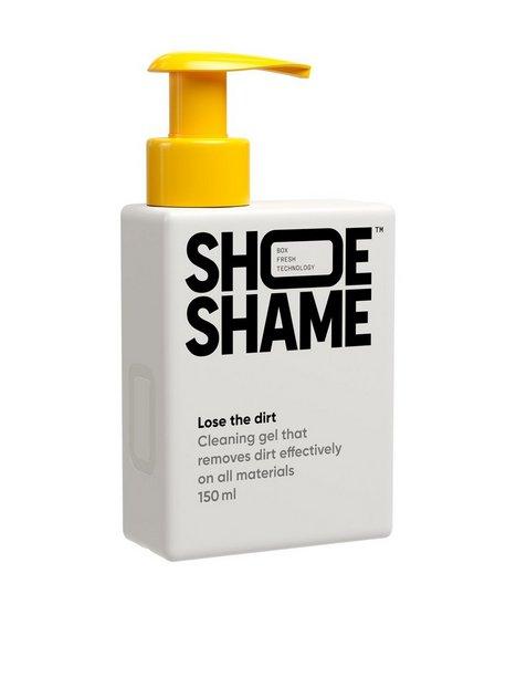 SHOE SHAME Lose the dirt Skopleje White mand køb billigt