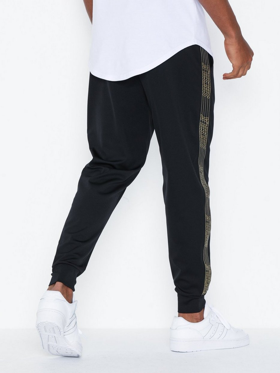 Gold Edit Cuffed Cropped Runner Joggers