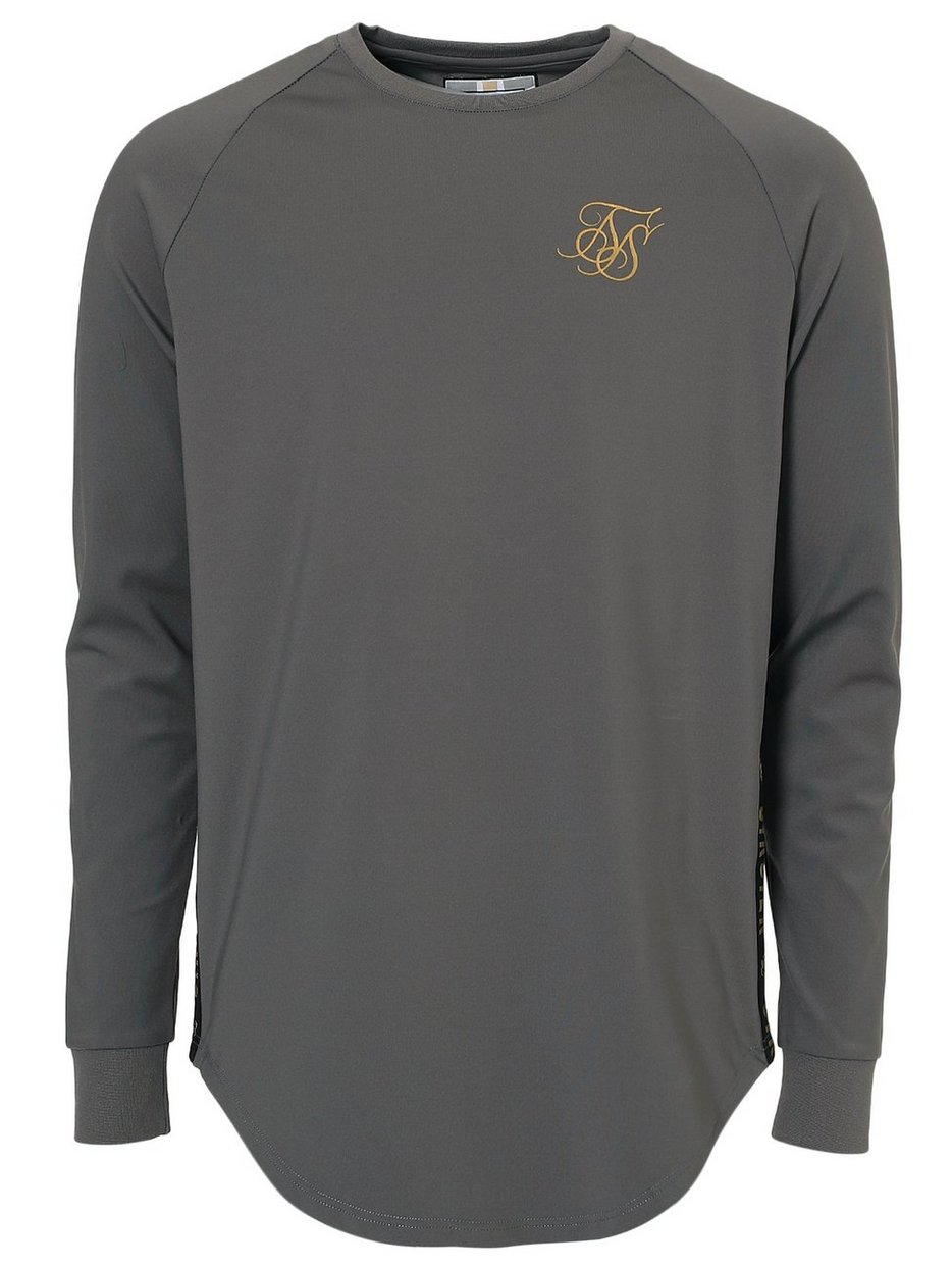 Taped Performance Crew Sweater