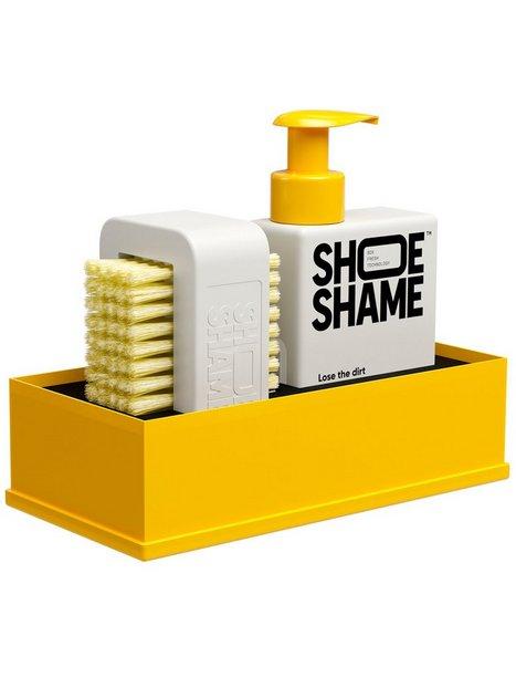 SHOE SHAME Lose the dirt Kit Skopleje White - herre