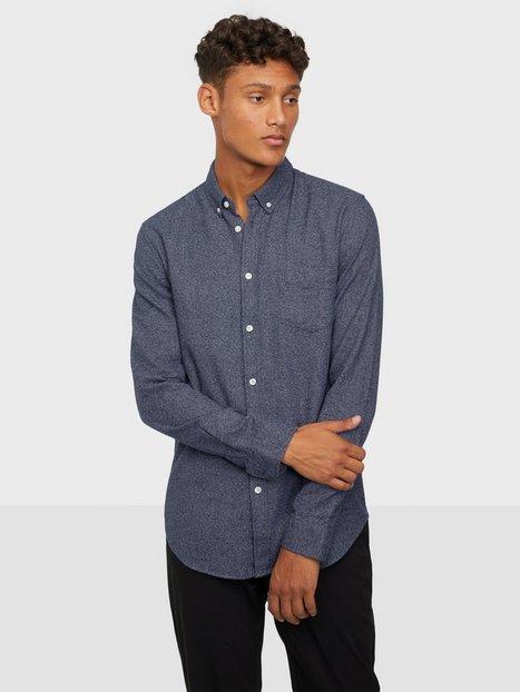 Samsøe Samsøe Liam BA shirt 11245 Skjorter Night Sky