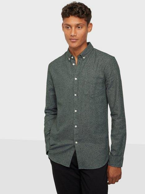 Samsøe Samsøe Liam BA shirt 11245 Skjorter Forest