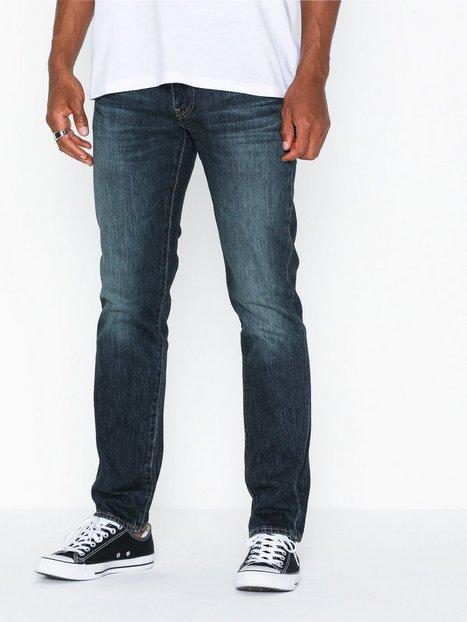 Levis 511 Slim Fit Durian Super Tint Jeans Blå - herre