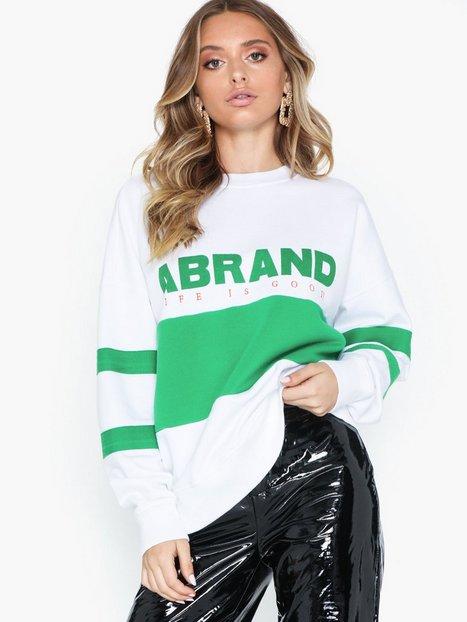 Billede af Abrand Jeans A Oversized Sweater Sweatshirts