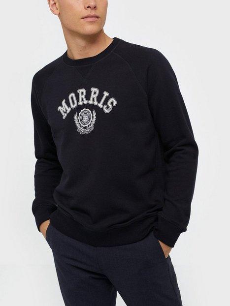 Morris Corby Sweatshirt Trøjer Blue - herre