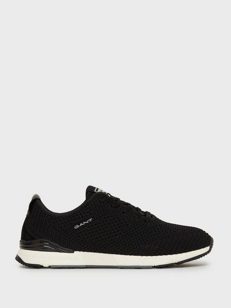 Gant Brentoon Sneaker Sneakers Black - herre