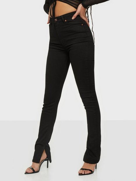 the ODENIM O-More Jeans Skinny fit Sort