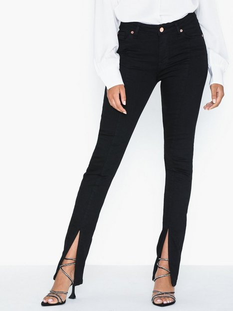 the ODENIM O-Kali Jeans Skinny fit Sort