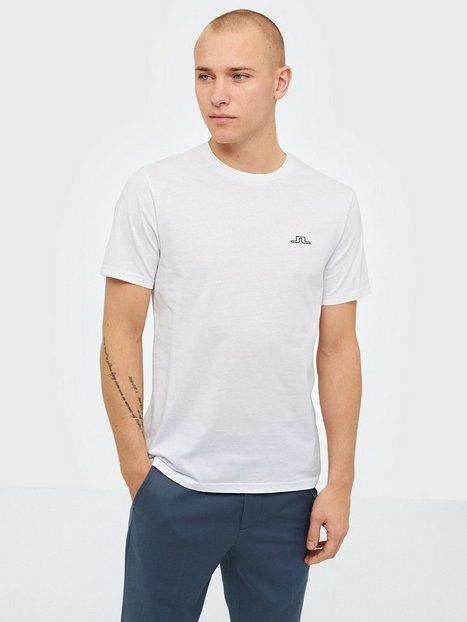 J.Lindeberg T-Shirt Bridge Tee Vit