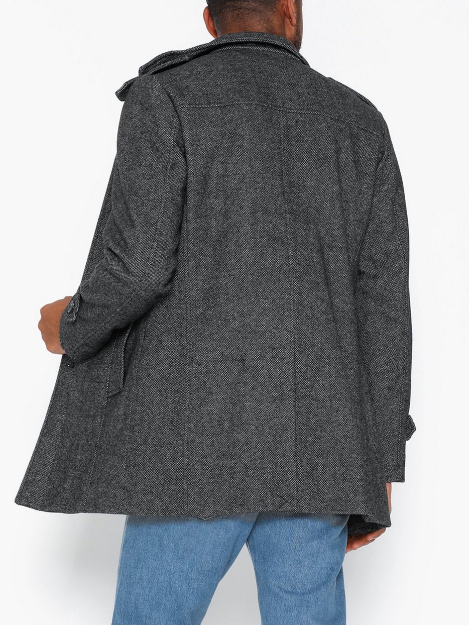 SLHCOVENT WOOL COAT B NOOS