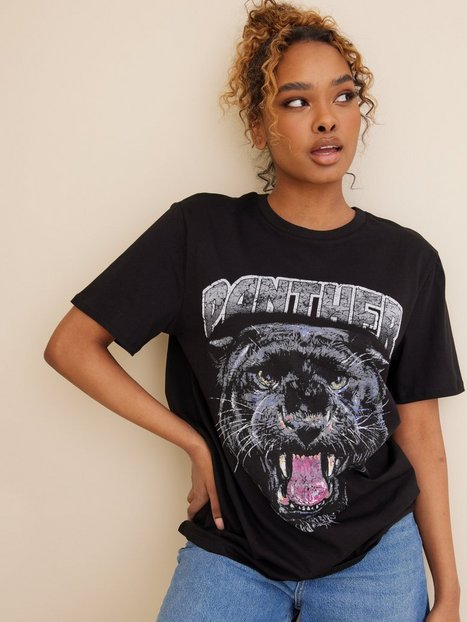 NLY Trend Oversize Statement Tee T-shirts