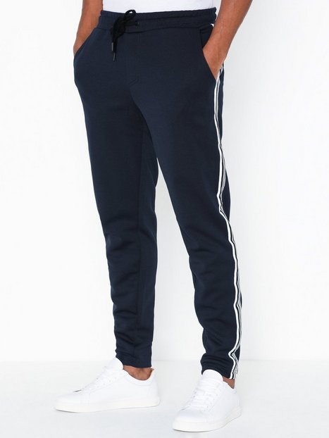 Only Sons onsTOBY Sweat Pants Bukser Blue - herre