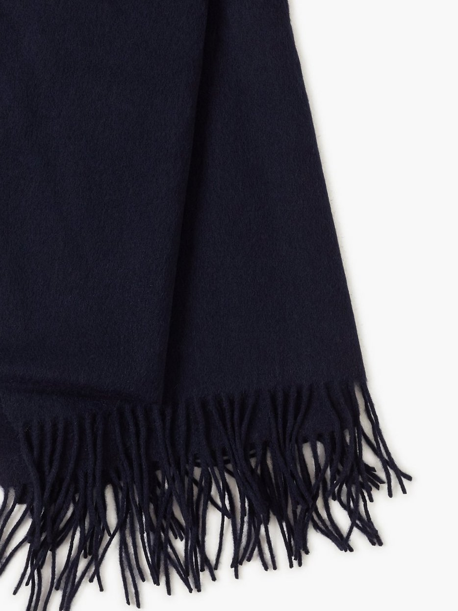 SLHTIME WOOL SCARF B
