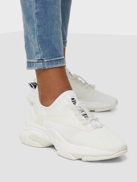 Steve Madden Match Sneaker Slip-On Hvid