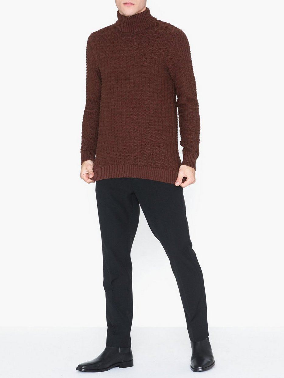 SLHROLF STRUCTURE HIGH NECK W