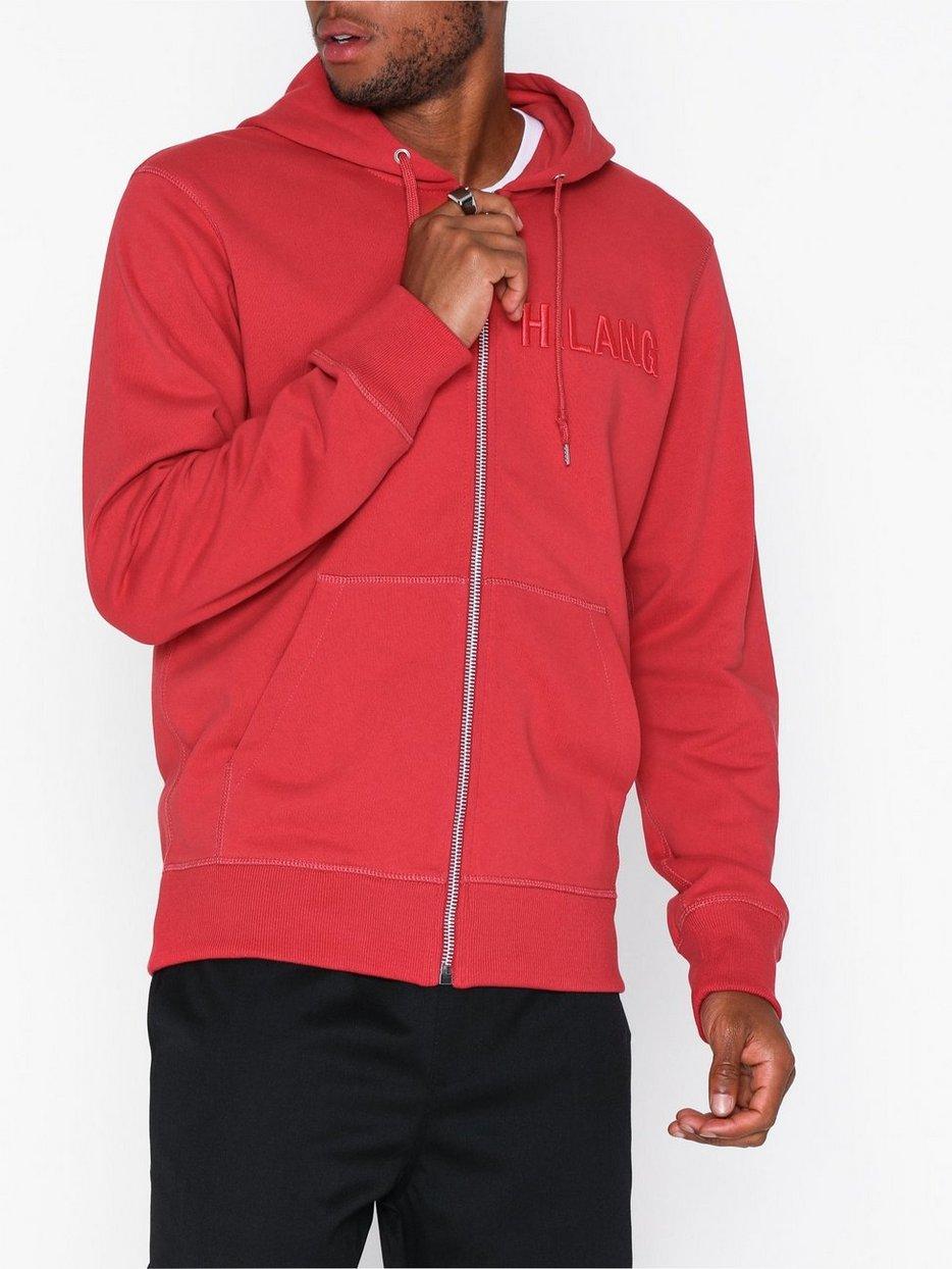 Standard Zipped Hoodie