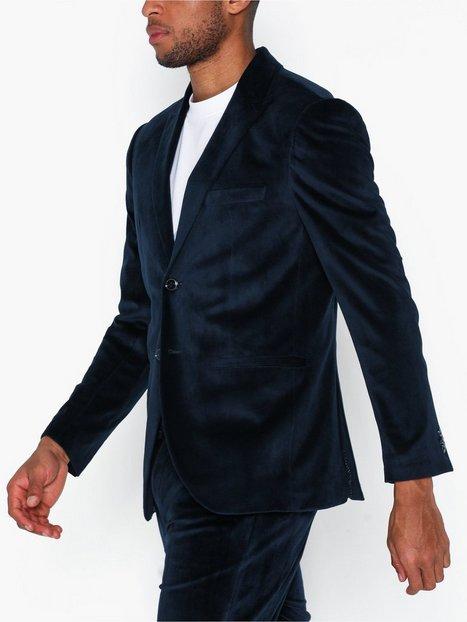 Premium by Jack Jones Jprhannibal Vick Blazer Blazere jakkesæt Mørkeblå - herre