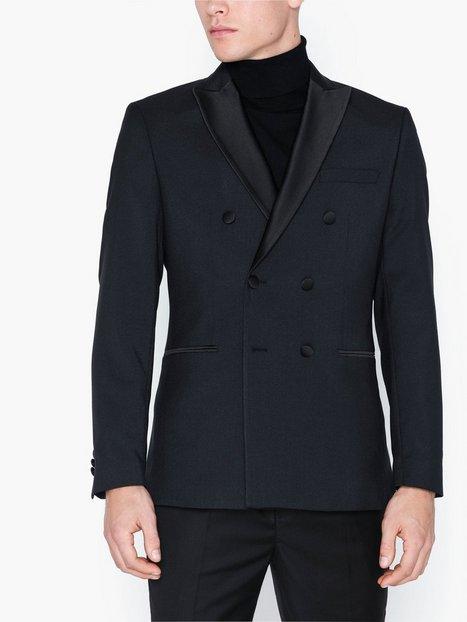 Premium by Jack Jones Jprsolaris Martin Tux Blazer Blazere jakkesæt Sort - herre