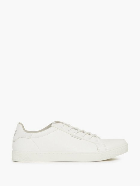 Jack Jones Jfwtrent Pu Bright White 19 Noos Sneakers Hvid - herre