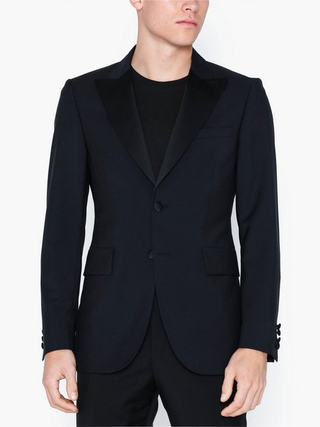 Tiger of Sweden 1903 Tux Blazere jakkesæt Midnight Blue - herre