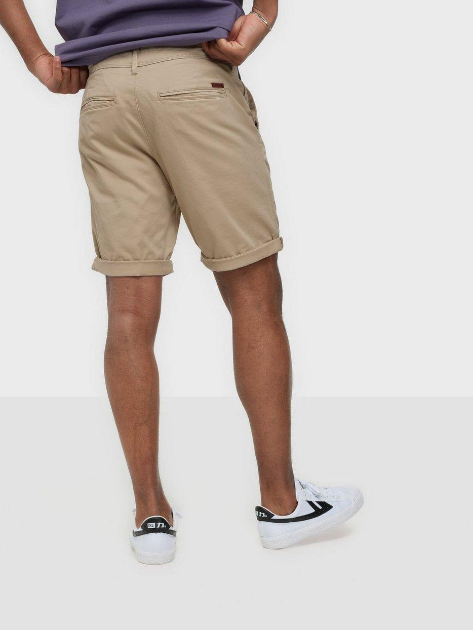 JACK /& JONES Herren Jjibowie Jjshorts Solid Sa STS Shorts