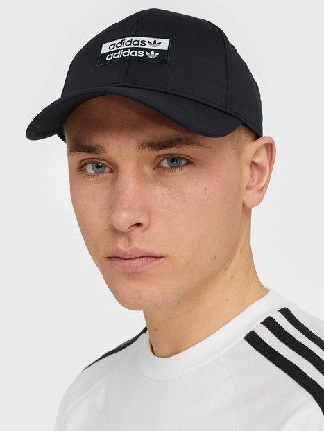 Adidas Originals Bball Kasketter Sort - herre