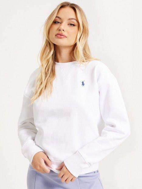 Polo Ralph Lauren Long Sleeve Sweatshirt Sweatshirts White
