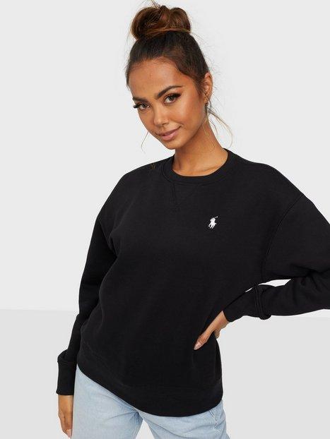 Polo Ralph Lauren Long Sleeve Sweatshirt Sweatshirts Black