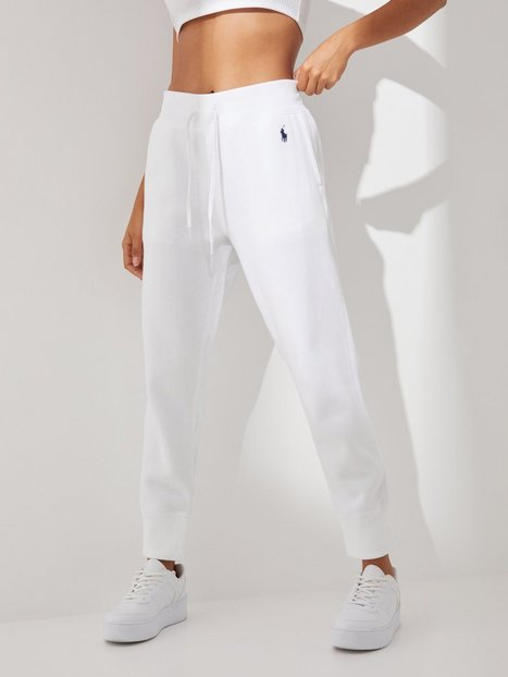 Polo Ralph Lauren Ankle Sweatpant Bukser White