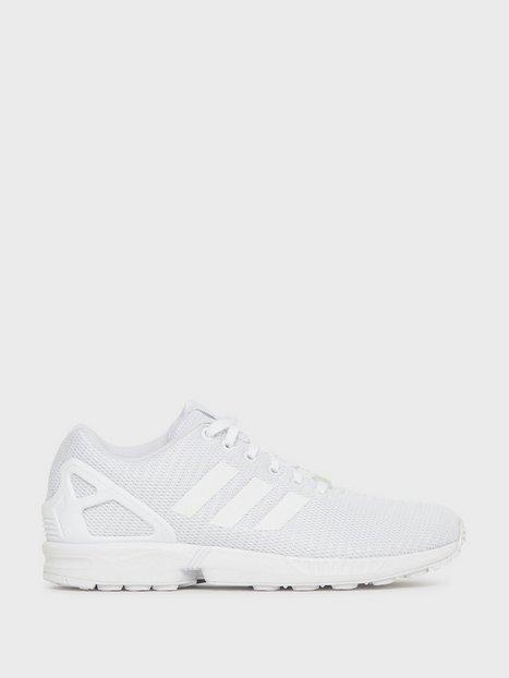 Adidas Originals Zx Flux Sneakers Hvid - herre