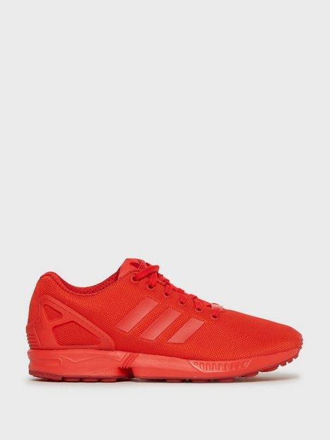 Adidas Originals Zx Flux Sneakers Rød - herre