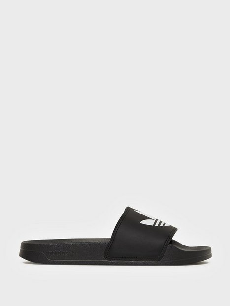 Adidas Originals Adilette Lite Loafers slippers Sort mand køb