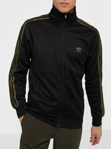 Adidas Originals Camo Tt Trøjer Sort - herre