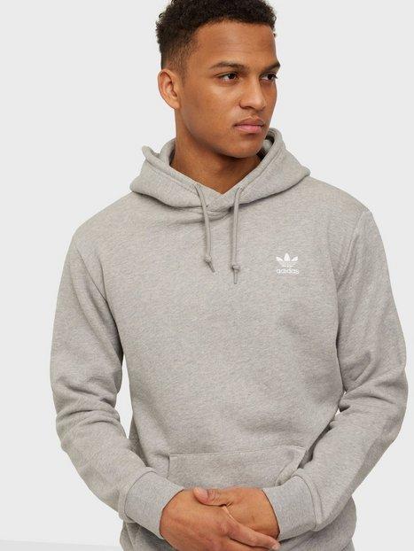 Adidas Originals Essential Hoody Trøjer Grå - herre