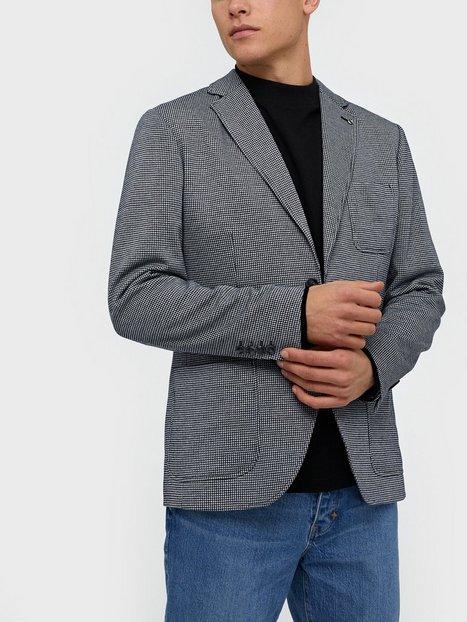 Selected Homme Slhslim Hank Blz B Blazere jakkesæt Mørkeblå - herre