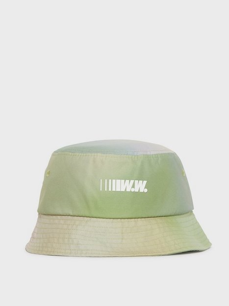 Wood Wood Bucket hat Hatte Green