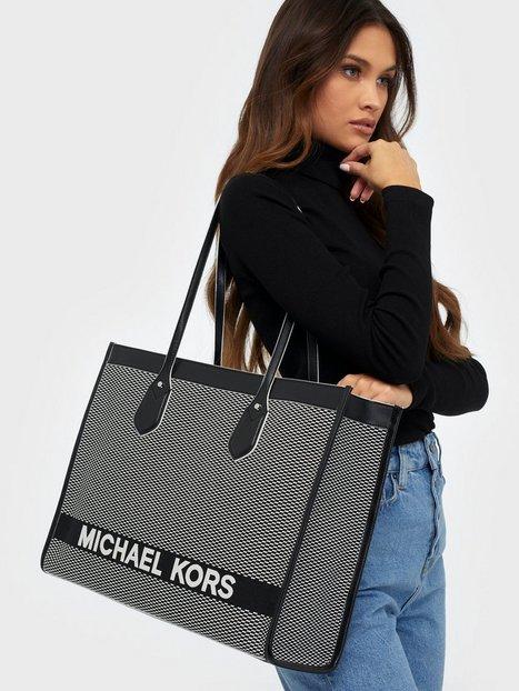 Michael Michael Kors Bay Lg Ew Tote Axelremsväskor