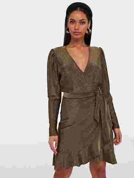 Mille Lurex Dress, Neo Noir