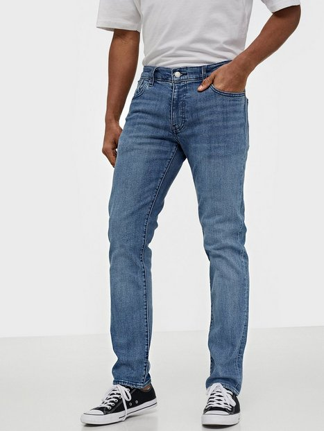Levis 511 Slim East Lake Adv Jeans Blå - herre