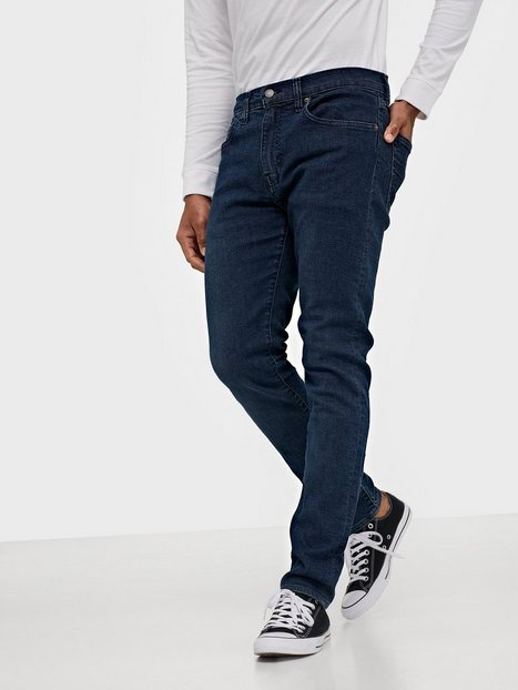Levis 512 Slim Taper Sage Nightshine Jeans Blå - herre