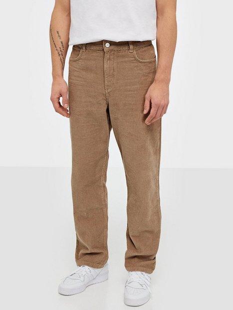 Wood Wood Harold trousers Bukser Khaki mand køb billigt